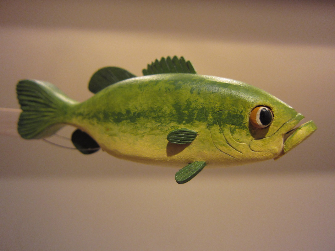 Automata largemouth Bass Bigmouth