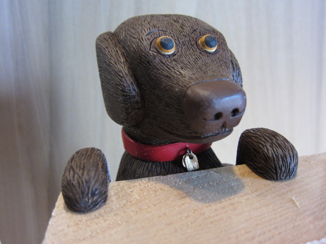 Automata Chocolate Labrador Buddy
